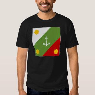México Jack naval Polera