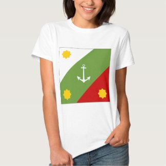 México Jack naval Poleras