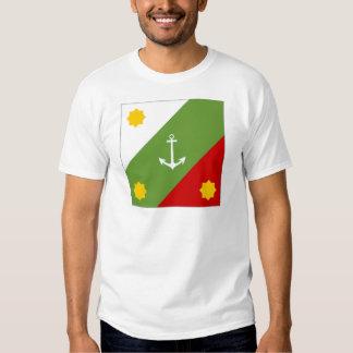 México Jack naval Remera