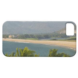 Mexico, Jalisco, Barra de Navidad. Town Beach iPhone SE/5/5s Case