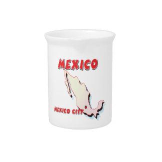 México Jarra