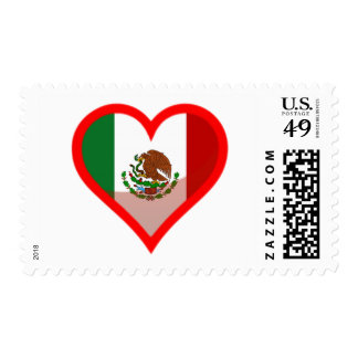 Mexico Love Stamps