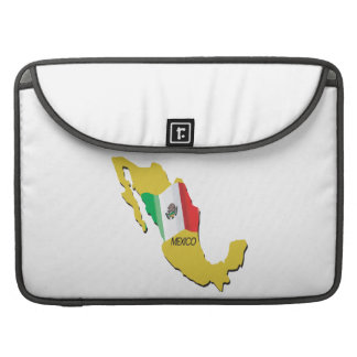 Mexico MacBook Pro Sleeves