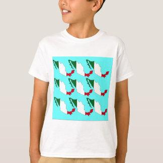 MEXICO MAPS T-Shirt