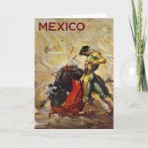 Mexico Matador Card
