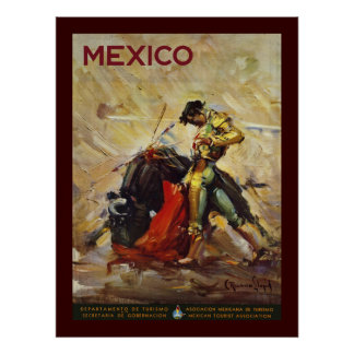 Magnificent Matador movie posters at movie poster warehouse ...