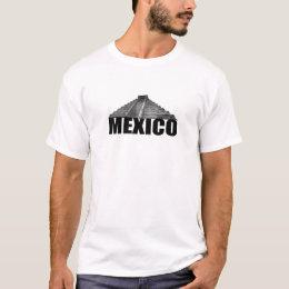 Mexico Mayan Pyramid T-shirt