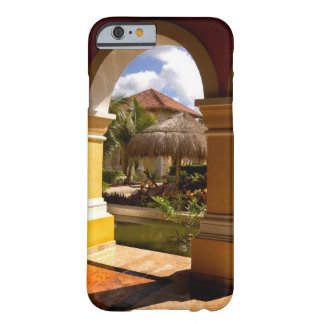 Mexico, Mayan Riviera, architecture at Iberostar Barely There iPhone 6 Case