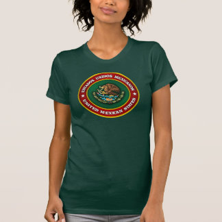 Mexico Medallion Apparel Tee Shirt