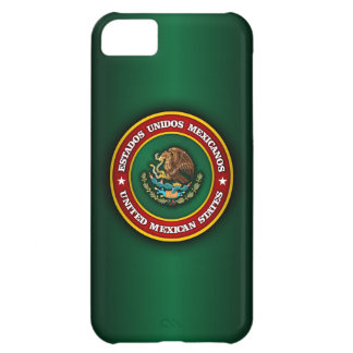 Mexico Medallion iPhone 5C Covers