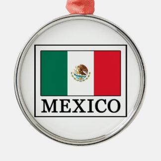 Mexico Metal Ornament