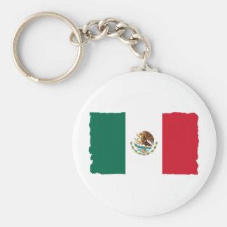 Mexico Mexican Flag Key Chains