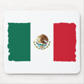Mexico Mexican Flag Mouse Pad