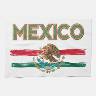 Mexico Mexican Flag Towels