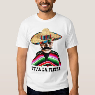 mexico,mexican,viva la fiesta T-Shirt