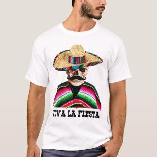 México, mexicano, fiesta del la del viva playera