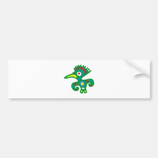 Mexico Mexico bird bird Bumper Sticker