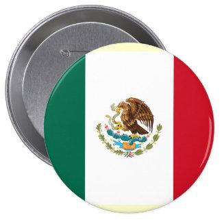 Mexico, Mexico Pinback Button