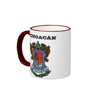 México Michoacan Mug Tazas De Café