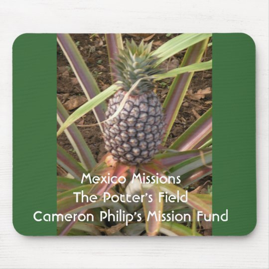 Mexico Missions - The Potter's Field Came... Mouse Pad