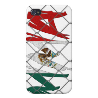 Mexico MMA 4G iPhone case