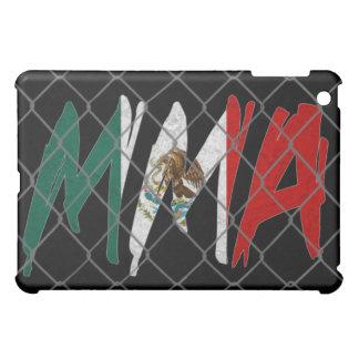 Mexico MMA black iPad case