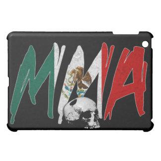 Mexico MMA Skull Black iPad Case