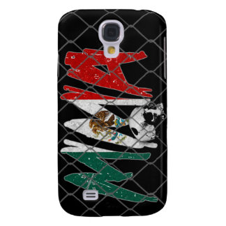 Mexico MMA Skull Black iPhone 3G/3GS Case