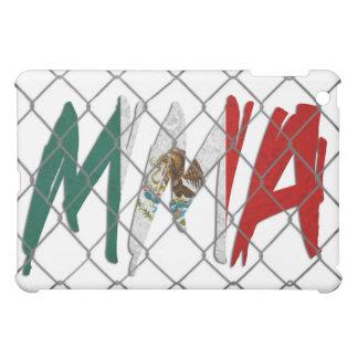 Mexico MMA white iPad case