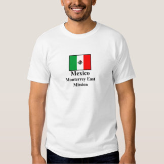 Mexico Monterrey East Mission T-Shirt