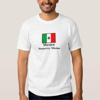 Mexico Monterrey Mission T-Shirt