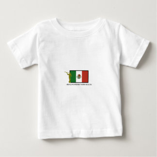 MEXICO MONTERREY NORTH MISSION LDS CTR BABY T-Shirt
