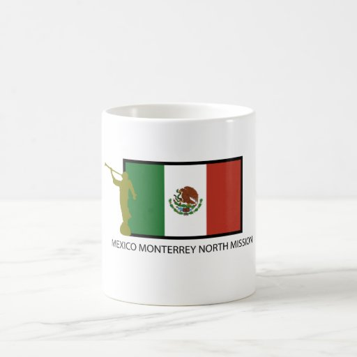 MEXICO MONTERREY NORTH MISSION LDS CTR MUG