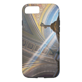 Mexico, Morelia. Sun's rays penetrate interior iPhone 8/7 Case