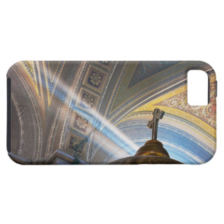 Mexico, Morelia. Sun's rays penetrate interior iPhone SE/5/5s Case