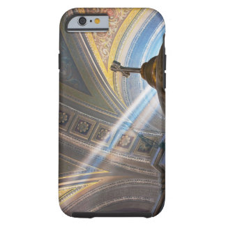 Mexico, Morelia. Sun's rays penetrate interior Tough iPhone 6 Case