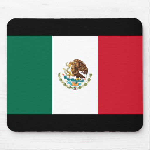 mexico mouse pad