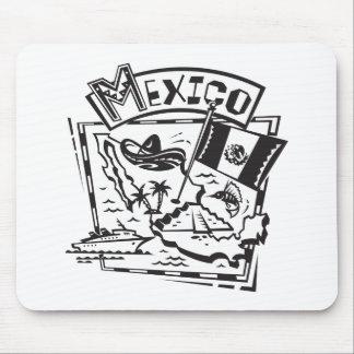 México Mouse Pads