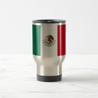 Mexico MX 15 Oz Stainless Steel Travel Mug