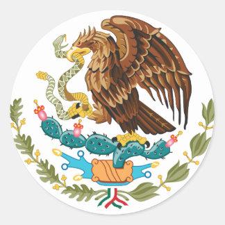 Mexico MX Sticker
