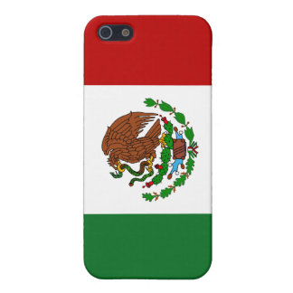 Mexico nation flag  cover for iPhone SE/5/5s