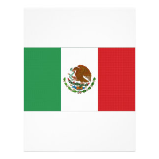 Mexico National Flag Flyer