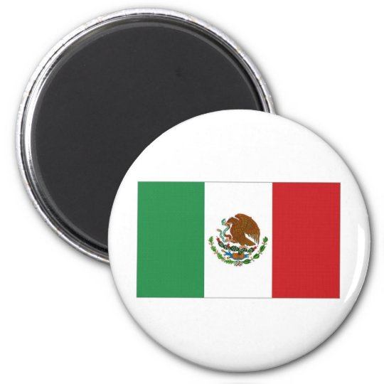 Mexico National Flag Magnet