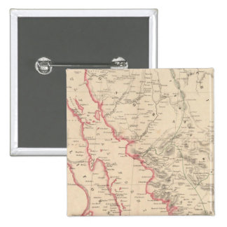 Mexico, Northwestern States Pinback Button