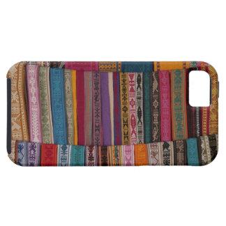 Mexico, Oaxaca Province, Oaxaca, woven belts on iPhone SE/5/5s Case