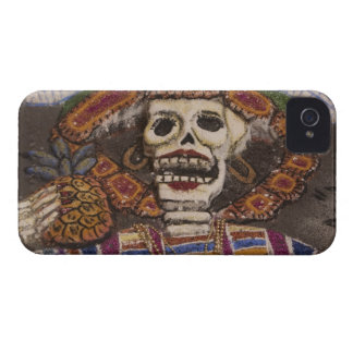 Mexico, Oaxaca. Sand tapestry (tapete de arena) iPhone 4 Cover