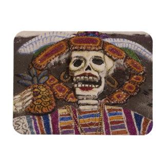 México, Oaxaca. Tapicería de la arena (tapete de a Imanes