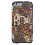 México, Oaxaca. Tapicería de la arena (tapete de Funda Para iPhone 6 Tough