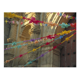 Mexico, Oaxaca, Templo de San Felipe de Neri Postcard