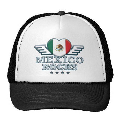 México oscila v2 gorras de camionero